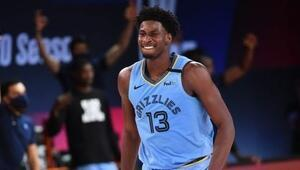 Memphis Grizzliesta Jaren Jackson Jr. sezonu kapattı