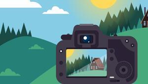 Gençler fotoğraflarla Doğa Seni Beklerdiyecek