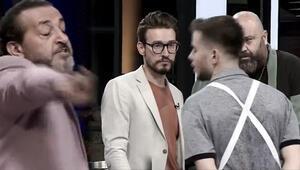 MasterChefte gerilim Mehmet Şef çıldırdı, yarışmacıyı stüdyodan kovdu