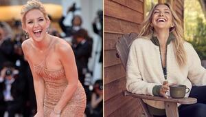 Her Zaman Enerjik: Kate Hudsonın Güzellik ve Egzersiz Alışkanlıkları