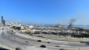 Son dakika haberler... Türkiye, Beyrut faciası için harekete geçti