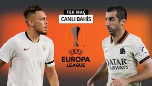 Sevilla ile Roma TEK MAÇ üzerinden çeyrek final kovalıyor İddaanın favorisi...