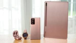 Samsung yeni cihazlarını tanıttı 5 bomba ürün birden...