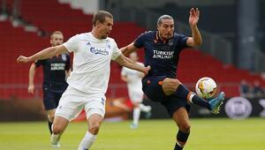 Son Dakika | Başakşehir, UEFA Avrupa Ligine veda etti Kopenhag 3 golle kazandı