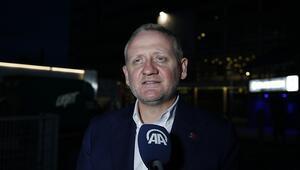 Başakşehir Başkanı Göksel Gümüşdağ: UEFAya bildireceğiz