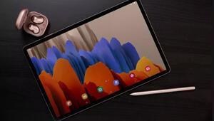 Samsung Galaxy Tab S7 tanıtıldı İşte özellikleri ve fiyatı