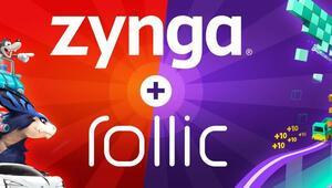 Zynga, yerli oyun şirketi Rollici satın aldı