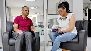 Gönüllü okuyucular, görme engellinin gözü