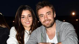 'Hande Erçel ve Kerem Bürsin aşk yaşıyor' iddialarını güçlendiren fotoğraf - Hande Erçel ve Murat Dalkılıç ayrıldı mı