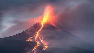 Dünyanın en aktif yanardağı: Etna