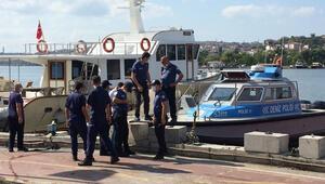 Temizlik görevlileri fark etti Hemen polise haber verildi