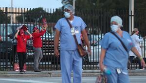 Dünya genelinde Covid-19 tespit edilen kişi sayısı 19 milyona yaklaştı