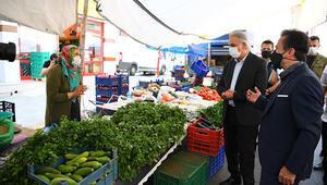 """Tuzla'da """"Sağlık İçin Hepimiz İçin"""" sloganıyla denetlemeler gerçekleştirildi"""