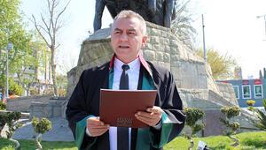 Antalya Barosu Başkanı Polat Balkan, kalp krizi geçirdi