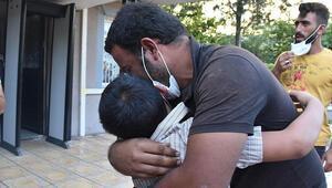 Şanlıurfada 5 gündür kayıp olarak aranan 10 yaşındaki çocuk Gaziantepte bulundu