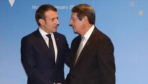 Fransa Kıbrıs'a yerleşiyor