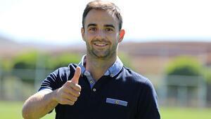 Sivassporun yeni transferi Felix: Elimden gelenin en iyisini yapacağım