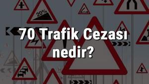 70 Trafik Cezası nedir Madde 70 Trafik Cezası ne kadar Ceza puanı kaçtır (2020)