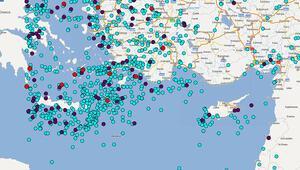 Korkutan deprem uyarısı Antalyada 6 ilçe daha şiddetli hissedecek