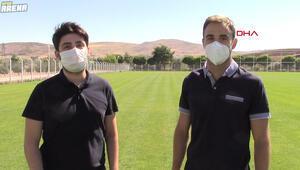 Jorge Felix Sivasspor için elimden gelenin en iyisini yapacağım