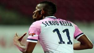 Transfer haberleri   Menemenspor'dan Sekou Keita hamlesi