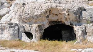 Friglerden kalma mağaralar gün yüzüne çıktı