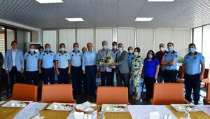 Narlıdere zabıtası 64ncü yılı kutladı.