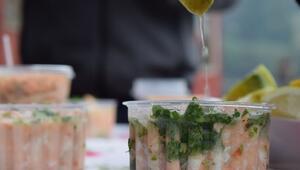 Levrek marin (ceviche) nasıl yapılır Levrek marin tarifi