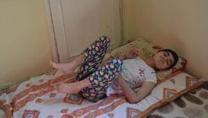 Ceyhan Belediyesi engelli Fatma için yardım elini uzattı