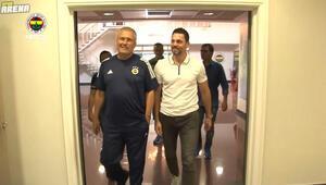 Fenerbahçede Erol Bulut heyecanı