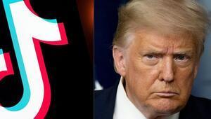 Son dakika Trump, TikTok kararını imzaladı