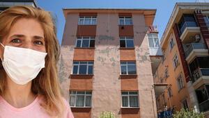 Korku apartmanı Binaya korkarak giriyoruz