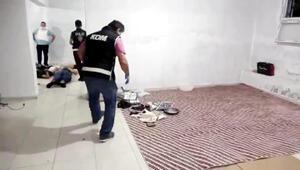 Gaziantepte sahte içki operasyonu: 5 gözaltı