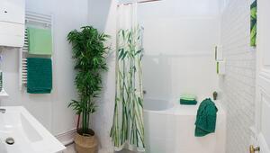 Banyo perdesi nasıl temizlenir