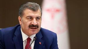 Bakan Koca, DSÖ Genel Direktörü Ghebreyesusun maske meydan okumasını kabul etti