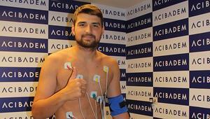 Beşiktaş'ta sağlık kontrolleri başladı