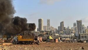 Patlamanın yaşandığı Beyrutta 2 kişi daha gözaltına alındı