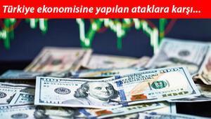 Türkiye ekonomisine yapılan ataklara karşı.. Merkez likidite silahını çekti