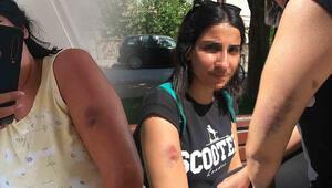 Kız kardeşler belediye otobüsünde dehşeti yaşadı
