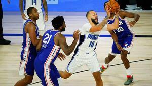 NBAde gecenin sonuçları | Furkan Korkmazlı 76ers seriyi 3 maça çıkardı