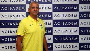 Fenerbahçede Igor Kokoskov sağlık kontrolünden geçti