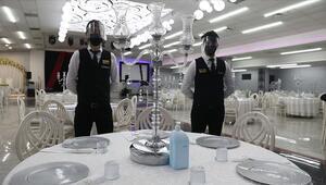 İstanbulda düğün salonlarında doluluk oranı yüzde 70e çıktı