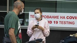 Rusyada Covid-19 vaka sayısı 882 bini geçti