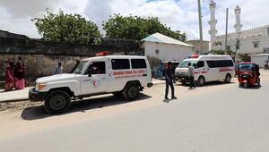 Son dakika Somalide büyük patlama: Ölü ve yaralılar var