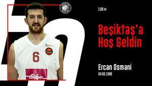 Beşiktaş, Ercan Osmaniyi kadrosuna kattı