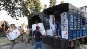 Türk Kızılaydan Beyrut için yardım kampanyası
