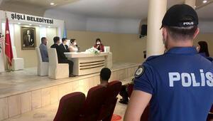 İstanbulda nikah salonlarında denetim yapıldı