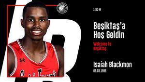 Isaiah Blackmon, Beşiktaşta