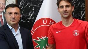 Ümraniyespor, Hırvat golcü Ante Zivkovici renklerine bağladı