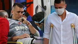 Galatasarayda Fernando Muslera, beklenenden önce sahalara dönebilir